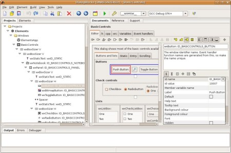 DialogBlocks under Ubuntu Linux